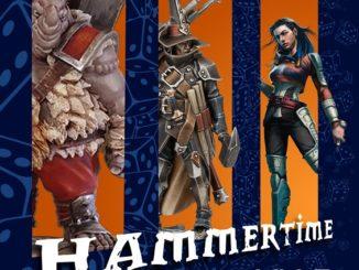 Affiche Hammer Time 2021